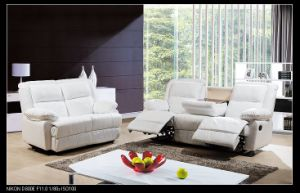 Multi Function Sofa Recliner Leather Sofa Set with Cupholder