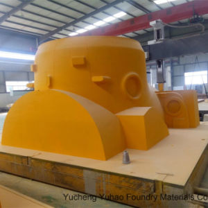 Wooden Casting Mold for Foundry pictures & photos