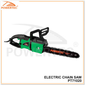 "Powertec 2.4/2.0kw 16"" Electric Chain Saw (PT71020) pictures & photos"