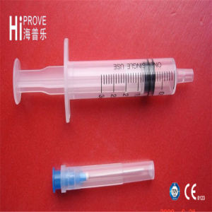 Safety Auto Disable Needle Syringe/Retraction Type Safety Syringes pictures & photos