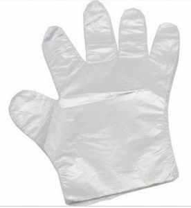 Cheap PE Glove, Cheap Disposable Glove pictures & photos
