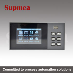 3 Channel Paperless Chart Recorder with LED Display and Safety Terminals pictures & photos