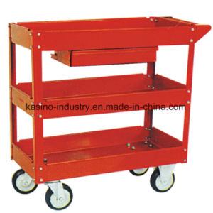 Manufacturing Hotel Room Metal Service Cart Sc1351 pictures & photos
