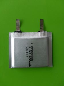 3V Ultra Thin Battery 223830 pictures & photos