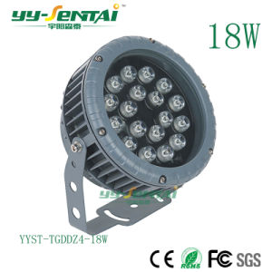IP66 24W LED Outdoor Waterproof Floodlight for /Square/Garden Lighting pictures & photos