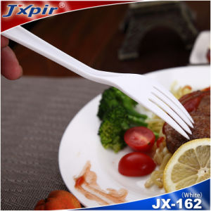 Disposable Cheap Plastic Cutlery PP Medium Weight Plastic Cutlery pictures & photos