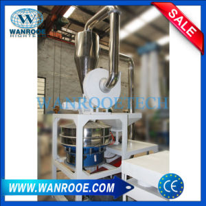 Plastic Recycling Pulverizer for PP PE LDPE PVC Powder Milling Machine pictures & photos