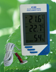 Newest In/Out Thermometer (KT-908) pictures & photos
