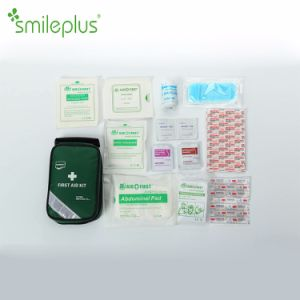 Backpackers Field First Aid Kits in Mini Size pictures & photos