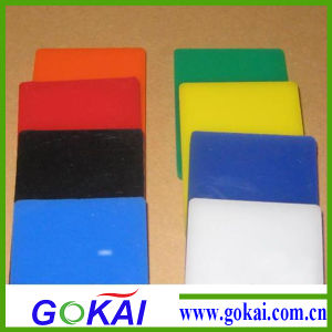 Gokai 2-30mm Color PMMA Cast Acrylic Sheet Wholesale pictures & photos