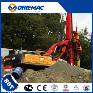 Sany Rotary Drilling Rig Sr250 Drilling Machine pictures & photos