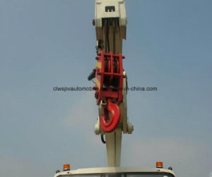 4X2 Aerial Working Man Lift Vehicle 22 Meters High Altitude Operation Truck pictures & photos