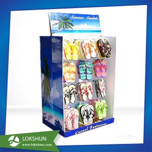 Pop Socks Slippers Paper Countertop Display pictures & photos