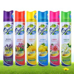 China Natural Spray Air Freshener Manufacturer Rose Smell pictures & photos