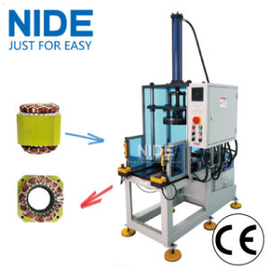 Automatic Stator Winding Final Forming Machine with Slider pictures & photos