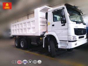 Sinotruck HOWO-7 25ton 6X4 Dumper Truck for Sale pictures & photos