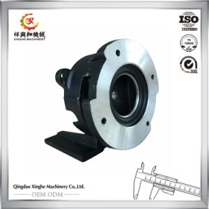 Aluminum Zinc Zamak Die Casting Products with Powder Coating pictures & photos
