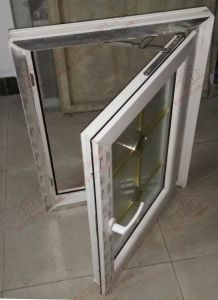 Soundproof LG UPVC Casement Window (BHP-CWP04) pictures & photos