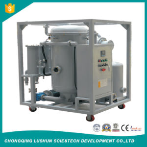 Transformer 11-33kv Single Stage Stainless Steel Vacuum System Transformer Oil Purifier Machine pictures & photos