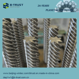 China Btrust Planetary Extruder for 5 Roll Calendering Line pictures & photos