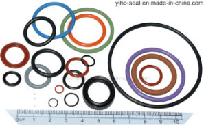 Sil/EPDM/FKM/NBR/Viton O Ring with Standard O Ring Size pictures & photos