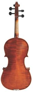 Flamed Violin with Oblong Case and Ebony Frog Bow pictures & photos