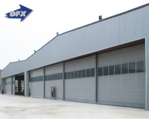 Steel Structure/ Frame Beam Prefabricated Aircraft Hangar pictures & photos