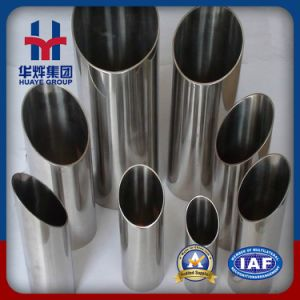 Huaye Prime 201 Stainless Steel Tubes for Decoration pictures & photos
