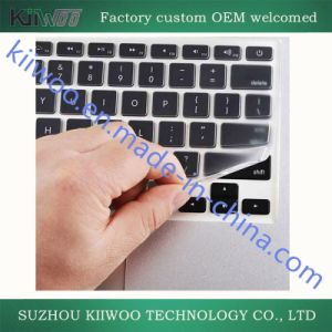 Customized Silicone Notebook Keypad Cover Sleeve pictures & photos