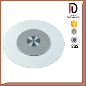 Cheap Modern Design Dining Glass Lazy Susan (BR-BL037) pictures & photos