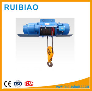 High Quality Construction Wire Rope Hoist pictures & photos