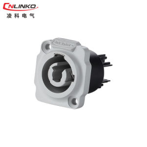 Hot Selling Waterproof XLR 3 Pin Cable Connector Male Plug pictures & photos