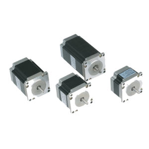 57mm 1.8 Degree Customized Enhanced Hybrid Stepper Motor (MP057NB010) pictures & photos