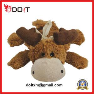 Custom Fur Cuddle-Kin Toed Sloth Plush Stuffed Dog Pet Toys pictures & photos