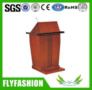 High Quality Modern Wood Church Pulpit for Sale (SF-17T) pictures & photos