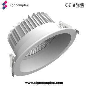 Signcomplex Long Lifetime 3/4/6/8 Inch Energy-Saving COB Down Light LED pictures & photos