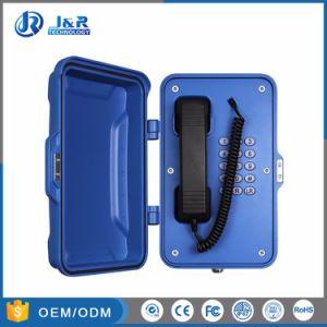 Full Keypad Industrial Weatherproof Telephone Outdoor Emegrncy Phone Road Sos Emergency Telephone pictures & photos