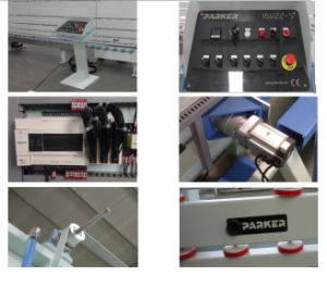 Ce Certificated Parker Brand Double Glazing Machine pictures & photos
