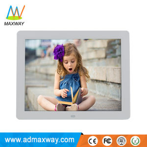 12 Inch HD Video Silm Digital Photo Frame with Ce/FCC/RoHS (MW-1209DPF) pictures & photos