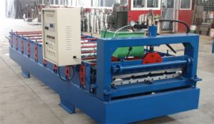 60-300 Hydraulic Motor Z Purlin Roll Forming Machine pictures & photos