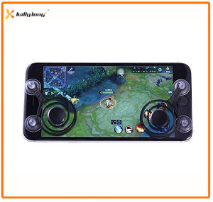Dual Analog Mini Game Mobile Joystick for Smartphone Games pictures & photos