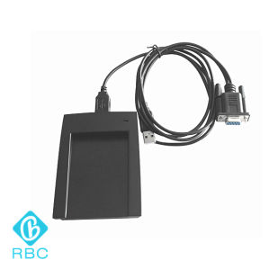 Desktop 13.56MHz 14443A&15693 RFID IC Reader with USB/RS236 Interface pictures & photos