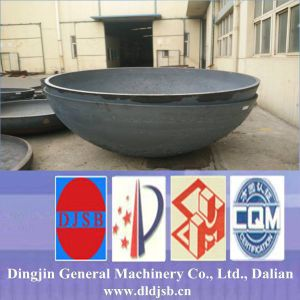 Hemispherical Head for Oil Storage Tank by Cold Forming pictures & photos