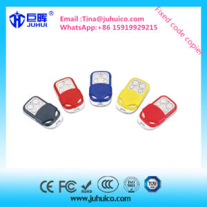 433MHz PT2240/EV1527 Learning Code RF Electronic Gates or Barrier Gate Remote Control pictures & photos
