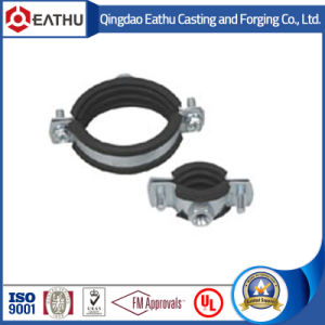 M8 or M10 Bolt, EPDM or Nr Zinc Plated Heavy Duty Clamps pictures & photos
