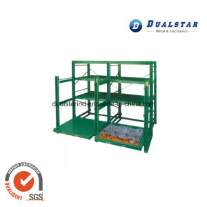 Multi-Floor Warehouse Heavy Loading Storage Rack pictures & photos