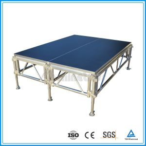 Plywood Stage Platform Aluminum Stage pictures & photos
