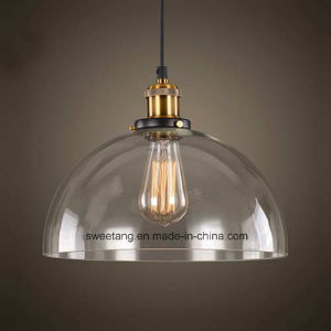 Indoor Glass Chandelier Pendant Lamp for Restaurant Decorative pictures & photos