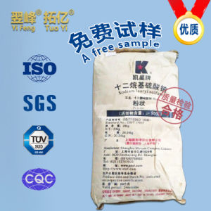 Twelve Alkyl Sodium Sulfate K12, Chinese Professional Supplier pictures & photos