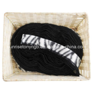 Fancy Yarn De Fabric Lace Wool Cotton pictures & photos